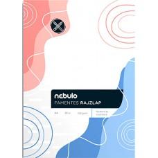 Rajzlap (A/4 Famentes Nebulo 120gr Íratgyújtős) 20ív/csomag
