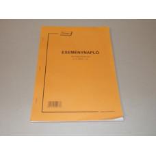 B.De.900 Eseménymapló A/4 25*3