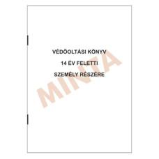 B.C.3337-11 Védőoltási Könyv 14-Év Feletti A/6 Nyomell