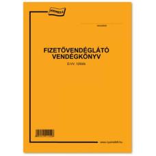 B.D.Vv.1250/B Fizetővend.Könyv B/5 16 oldal Nyomell