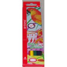 Ceruza (Színes H-Tone/ 6 Klt)