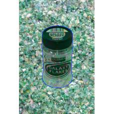 Galaxy Flakes Színjátszó Pehely Föld Zöld 15 gr