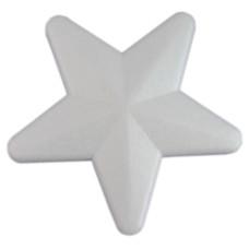 Ü.Polisztirol Csillag 15cm 3db/csomag