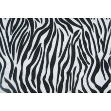 Ü.Filclapok A/4 1,5mm Mintás Zebra 10db/csomag