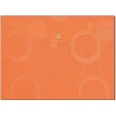 Boríték Pvc Neo Colori A/4 Patentos Narancs