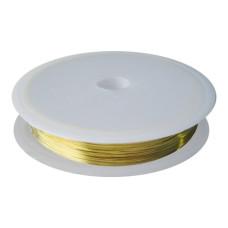 Ékszer-Drót Arany 27m 0,32mm