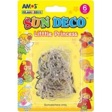 Sablon Fényvarázs Kicsi 6db-os Little Princes