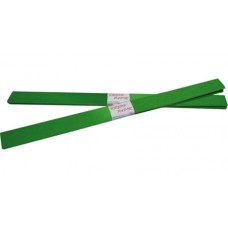 Krepp Papír (PK Fűzöld 35) 10db/csomag