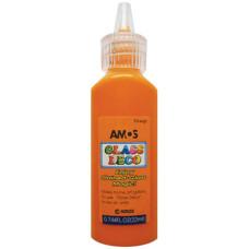Üvegmatrica Festék Amos 22ml Narancsárga