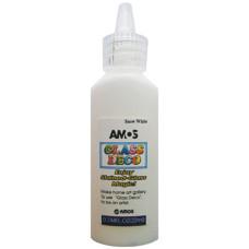 Üvegmatrica Festék Amos 22ml Fehér