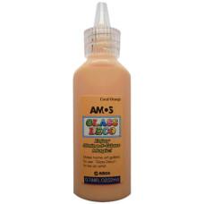 Üvegmatrica Festék Amos 22ml Koral Narancs