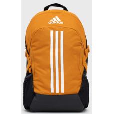Hátizsák Adidas 22 H45603 Fekete-Narancs