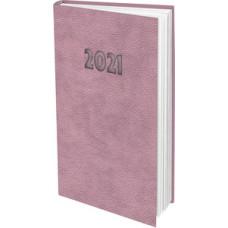 Naptár Zseb T-Calendar Nebraska Álló Heti Pasztel Rózsaszín
