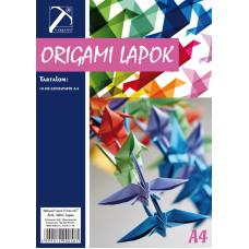 Origami Papír T-Creativ (A/4, 10 Lap)