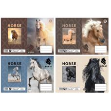 Füzetborító A/5 T-Creatív 21 Horses 4*5 Minta 20db/csomag