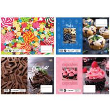 Füzetborító A/5 T-Creatív 21 Sweeties 4*5 Minta 20db/csomag