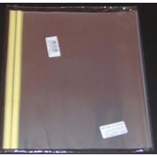 Tankönyvborító PP Víztiszta 52*31 60 micron 10db/csomag H-2044