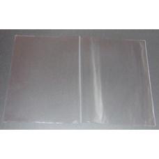 Füzetborító A/4 Pvc 90 Micron Standard 10db/csomag