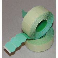 Árazószalag (22*12, Szines) Zöld 10db/csomag