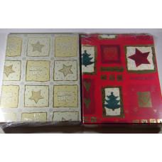 Díszdoboz Karácsonyi 15,5*20,5*3cm