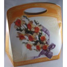 Dísztasak Concard Virágos