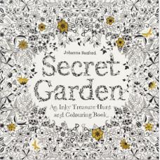 Kifestő (A/4 Felnőtt Színező Secret Garden)