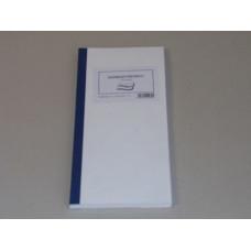 B.C.5230-29 Kézbesítőkönyv