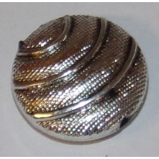 Ékszer Medál Lapított Gömb 2 db/csomag