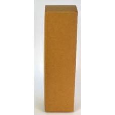 Díszdoboz Natúr Ital Akasztós 10*10*35,5cm 12db/csomag