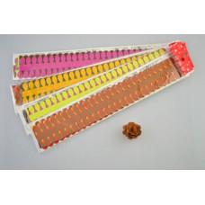 Qualling Papír Virágkészítő 5 szín 5db/csomag