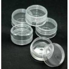 Díszdoboz Ékszertartó Csavaros Műanyag 5 db/csomag