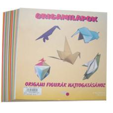 Origami Papír Civis (20*20, 20 Lap.) 25db/csomag
