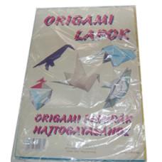 Origami Papír Civis (A/4 20 Lap) 25db/csomag