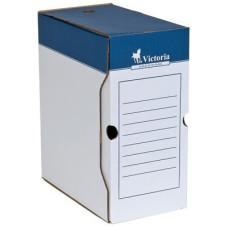 Archiváló Doboz Victoria 15 Cm Karton Kék-Fehér