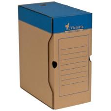 Archiváló Doboz Victoria 15 Cm Karton Kék-Natúr