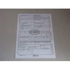 B.E.10/4 Cmr Victoria Nemzetközi Fuvarlevél 4 Pld. 100db/csomag
