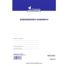 B.C.3151-2/A Eü Könyv Victoria