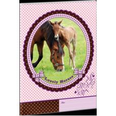 Füzetborító A/5 Ars-Una 6782 Lovely Horses 25db/Csomag