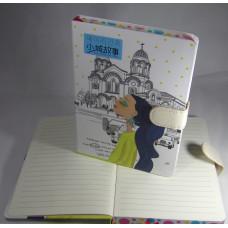 Notesz A/5 DK-03-A5 Papírfedeles