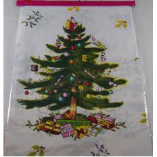 Asztalterítő Karácsonyi Pe A20-10 Fenyőfa