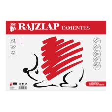 Rajzlap (A/3 Süni Famentes 20lap/Csomag)