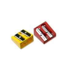 Hegyező (Kum, Műanyag, Iker) 24db/doboz