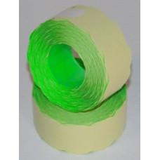 Árazószalag (25*16 Fluor Zöld) 10db/csomag