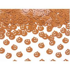 Dekoráció Halloween Konfetti Tök 15gr