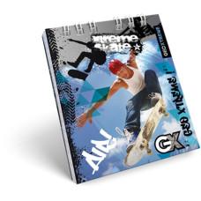Notesz L-C Sp A/7 Geo Xtremem Skate 5db/csomag