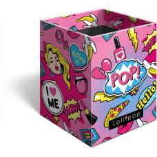 Asztali Ceruzatartó L-C 21 Lollipop Pop