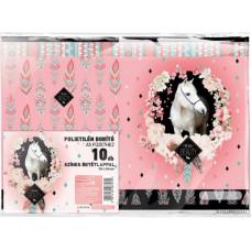 Füzetborító A/5 L-C 21 Wild Beauty Rose 10db/csomag