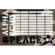 Órarend (L-C 21 Mini Peace Alpha Tango Mike)