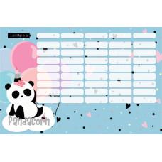 Órarend (L-C 21 Nagy Lollipop Pandacorn)