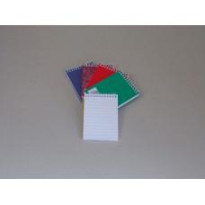 Jegyzet (College A/7 Spirál Vonalas) 10db/csomag